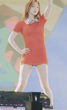 레드벨벳 아이린 오렌지 원피스 Red Velvet Irene Orange One Piece Korean Girl, Asian Girl, Orange One Piece, Redvelvet Kpop, Red Velvet Irene, Kpop Girls, Asian Beauty, Celebrities, Sexy