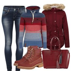 Herbst-Outfits: MixedColors bei FrauenOutfits.de