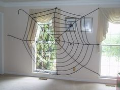 I think this would be cute in his room...not sure exactly how I want to do it but I definitely want to.