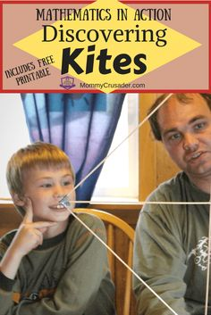 We spent a day discovering kites as part of my Mathematics in Action, letter K unit, in our STEAM home learning experiences. The two activities helped my children understand the mathematical concept of kites, and was fun too. This post includes a free printable and lesson plan.