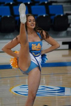 College cheerleaders competitions upskirt rich girl big
