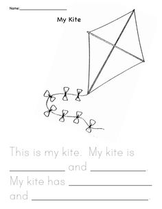 If I Were a Kite in Summer...Writing Prompt by Innovative