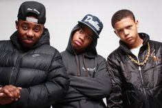 YouTube heroes Mandem On The Wall will star in a brand new E4 drama series called Youngers, starting next year. Joivan Wade, Dee Kartier and Percelle Ascott