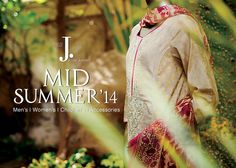 Welcome the occasion, with J. Mid Summer Collection. Choose from a range of vibrant colours and sophisticated styles that'll have you looking your best, effortlessly, day or night. Show off your true colours and bring your personality into the spotlight.
