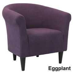 Beumont Upholstered Accent Chair - Free Shipping Today - Overstock.com - 18688455 - Mobile