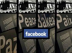Museo de la Paz. La paz,  un concepto que debemos hacer llegar a todos los confines del planeta. Que mejor manera de extenderlo que a través de Facebook, Flickr, Twitter y YouTube....