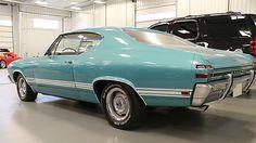 1968 Pontiac Beaumont SD 396 CI