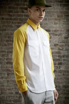 New #Woolrich #WoolenMills Spring-Summer 2013 collection #style #fashion #SS13 #man #markmcnairy