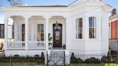 Built in 1887 is a recently renovated Queen Anne Victorian home located on Royal Street. The home is two blocks from Elysian Fields Avenue and three blocks from Crescent Park.