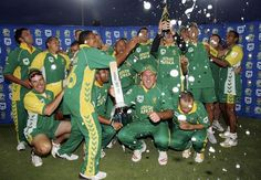 Well done SA! !!