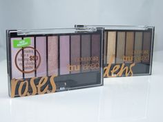 Covergirl Trunaked Eyeshadow Palette | http://www.musingsofamuse.com/2015/12/covergirl-trunaked-eyeshadow-palette-review-swatches.html