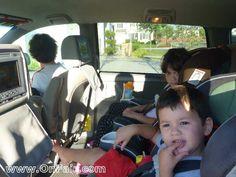 Autotain Car Headrest DVD Customer Testimonial - 2007 Toyota Sienna. #headrestdvdplayer #family http://www.onfair.com/2007-toyota-sienna-car-headrest-dvd-player-customer-testimonial/