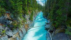 Numa Falls in Kootenay National Park, British Columbia, Canada (© r.classen/Shutterstock) | 1 Photo 1 Day