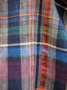 Ace & Jig Cabin Plaid textile