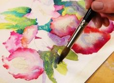 4 Strategies for Creating White Space in Watercolor Paintings
