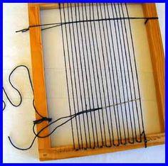 Soumak Weaving for the Beginner
