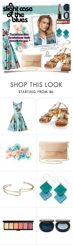 Morning Walk #Summer2017 by j-ivnv on Polyvore featuring Charlotte Russe, Encanto and Bobbi Brown Cosmetics