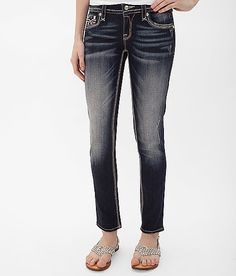 Rock Revival Kai Ankle Skinny Stretch Jean at Buckle.com