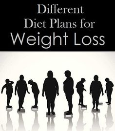 10 Different Diet Plans for Weight Loss..