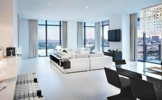 Les appartements new yorkais   M E I N H A U S   Pinterest   Big     Les appartements new yorkais