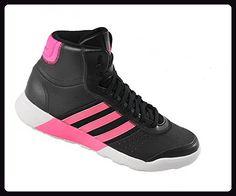 Originals Zx 850 W Damen Sneaker, Schwarz (Noir (Noir/Blanc/Rosflu)), 40 2/3 EU adidas