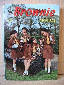 The Brownie Annual. Girl Guides. 1967.