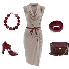 Love it with red. And it would probably look good with Silver or Deep Plum accessories.