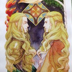 Glorfindel (Gondolin and Imladris)