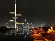 Vertical Farm in Dubai Uses Seawater