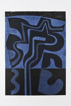 Peter Green OBE at the Scottish Gallery, Edinburgh Movement Drawing, Drawing Projects, Blue Abstract, Fractal Art, Printmaking, Screen Printing, Contemporary Art, Art Pieces, Abstract Designs