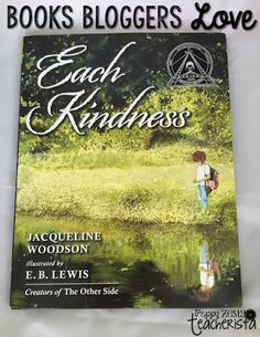 Books Bloggers Love {September Edition} This book really helps convey the message that we need to be kind to others because we may not always get a second chance!