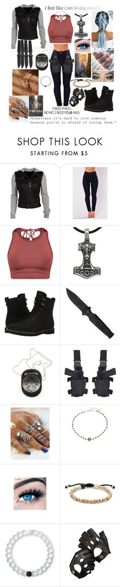 """""""Back to work"""" by surfinsunshine ❤ liked on Polyvore featuring Carolina Glamour Collection, Timberland, Love Quotes Scarves, Ela Rae, MINX, Lokai and Aspinal of London"""