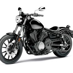 Yamaha targets Harley with a budget-priced, old-school cruiser motorcycle | View photo - Yahoo! Autos