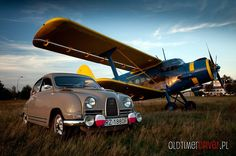 Saab has a flying tradition. Saab Turbo, Mode Of Transport, Volvo, Old Cars, Motor Car, Vintage Cars, Dream Cars, Big Boys, Classic Cars