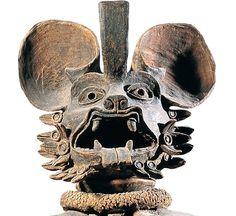 Zotz, dios murciélago, Zapoteca.