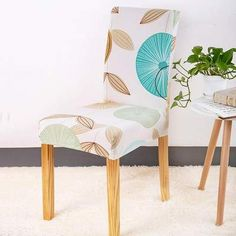 Chair cover Sunny style - Sunailoom Cheap Chair Covers, Stretch Chair Covers, Spandex Chair Covers, Kitchen Table Chairs, Dining Room Chairs, Dining Furniture, Room Kitchen, Dining Seat Covers, Banquet