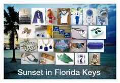 """""""Sunset in Florida Keys: Unique Gift Ideas"""" by paulinemcewen ❤ liked on Polyvore featuring Lazuli, rustic and country"""