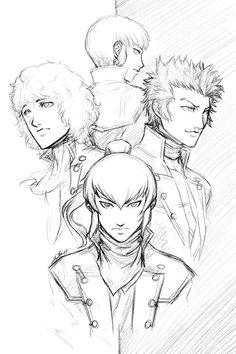Shin Megami Tensei IV - The Samurai