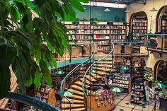 The World's Most Beautiful Bookstores Photos | Architectural Digest