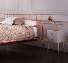 Heal's | Frandsen Copper #Ball Desk #Light - Desk #Lamps - Lamps - Lighting