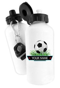 Personalised #football named #drinks water #aluminium bottle 500ml 13,  View more on the LINK: http://www.zeppy.io/product/gb/2/221809122083/