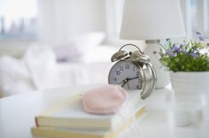 Give your nightstand a clean sweep.