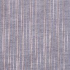 From Marc Jacobs, an exotic silk-cotton blend in gray that's pierced with fine gold metallic stripes. Very lightweight and semi-sheer. This makes a beautiful accent fabric, or line it and turn it into gorgeous tops and tunics.