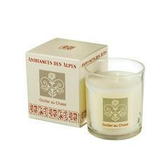 By the fireplace scented candle 165 g