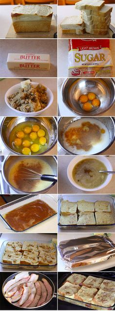 How to make baked French Toast Recipe