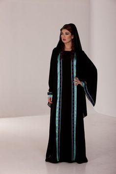 #abaya Lehenga Choli, Sari, Collection Eid, Black Hijab, Hijab Wear, Modesty Fashion, Abaya Designs, Arab Fashion, Kaftans