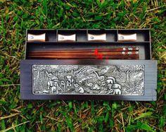 Wood Chopstick Sets - Edit Listing - Etsy