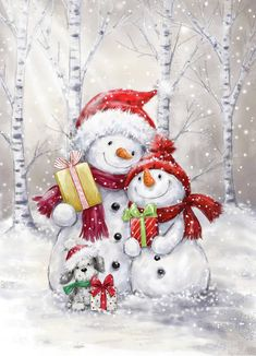 Christmas Clipart, Christmas Snowman, Winter Christmas, Christmas Time, Vintage Christmas, Christmas Wreaths, Christmas Crafts, Merry Christmas, Christmas Decorations