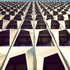 """""""Between Days"""", a collection of architectural photographs by Sebastian Weiss. Sebastian Weiss is a Hamburg, Germany based photographer who has been feature Architecture Plan, Contemporary Architecture, Architecture Details, Ad Architectural Digest, Architectural Section, Architectural Photographers, Home Decor Wall Art, Concrete, Shapes"""