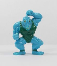 Monster Wrestlers In My Pocket - W5 Shark Bite - Mini Toy Figure